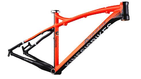 如何购买山地自行车-车架的选择