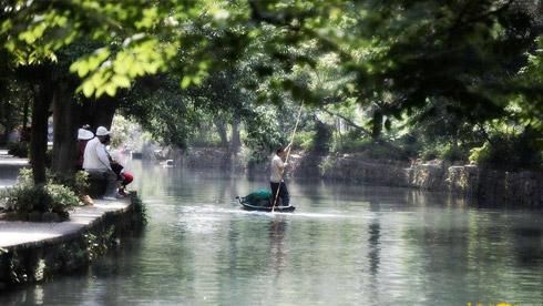 骑车游古镇-广西-骑行兴安旅游攻略路线地图