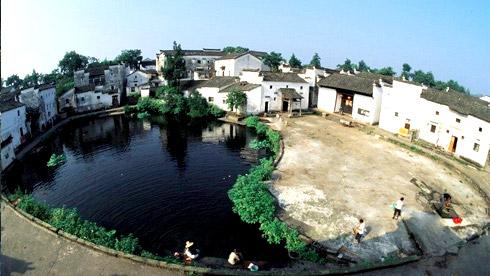 骑车游古镇-浙江-骑行诸葛村旅游攻略路线地图