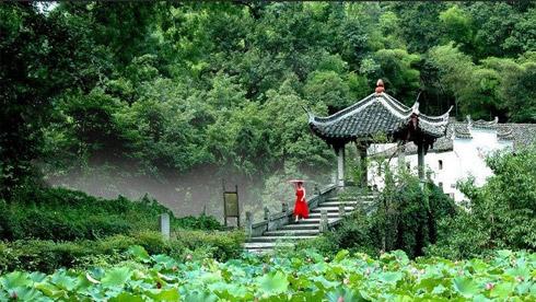 骑车游古镇-浙江-骑行郭洞旅游攻略路线地图