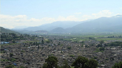 骑车游古镇-云南-骑行丽江古镇攻略路线地图 丽江旅游攻略