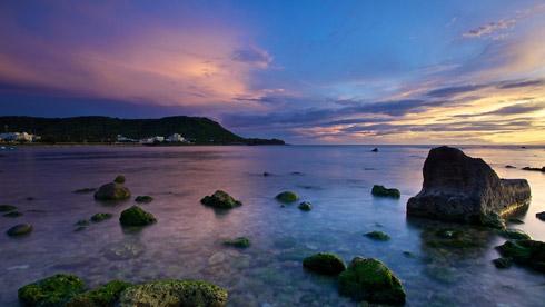 环岛旅行最美的也许不是风景而是情谊