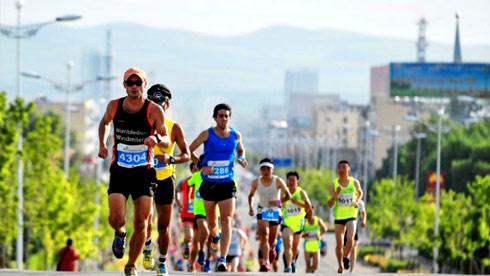 用3个月时间训练跑下全程马拉松