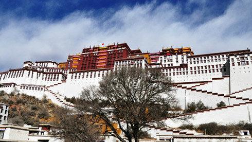 冬季游西藏的六条经典旅游线路