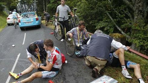 自行车户外运动中的十种急救方法