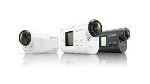 """索尼发布新""""酷拍mini""""运动摄像机HDR-AZ1"""