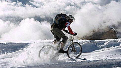 健康提醒 冬季骑行当心八种运动损伤