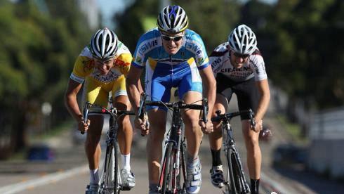 骑自行车健身的五种方法