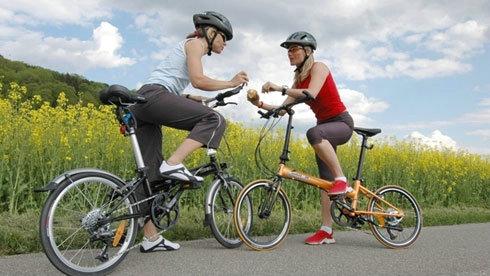户外健身 尝试自行车锻炼法(图文)