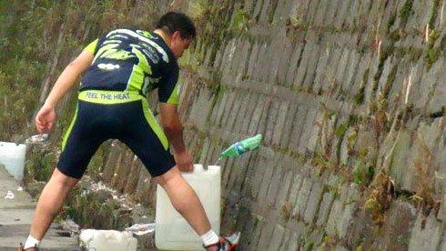 户外长途骑行中野外安全用水须知