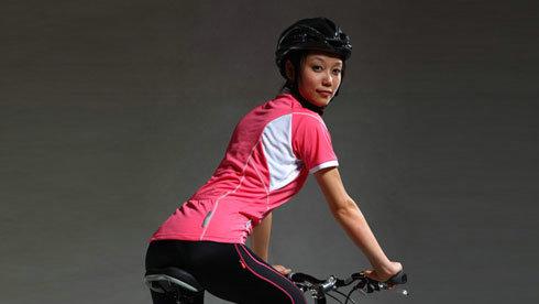 骑自行车健身要注意三个误区