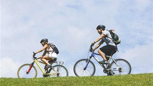 骑自行车健身要注意的方法和误区(图文)