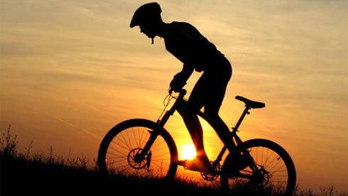 骑自行车爬坡的五个心理和身体要素