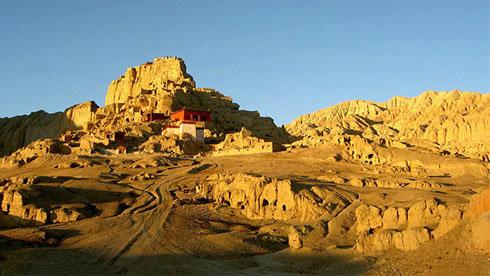无人之境 关于西藏的终极之谜——阿里