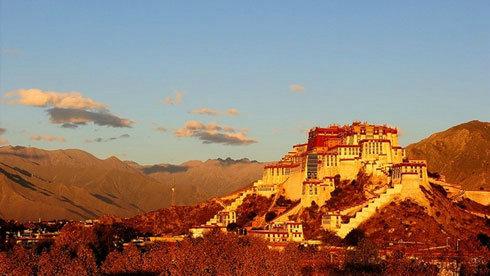 骑行西藏不留遗憾:必学布达拉宫拍摄技巧