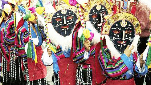 西藏拉萨最有活力的节日 雪顿节