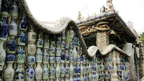 天津瓷房子 收藏狂人7亿块古瓷器铸就法式洋楼