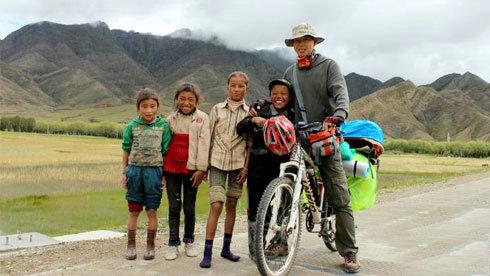 2014 新藏线独骑 (拉萨-叶城)