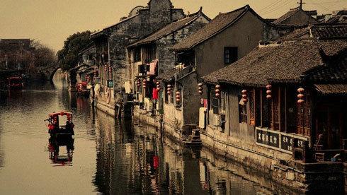 枫泾古镇:隐秘于上海身畔的小家碧玉