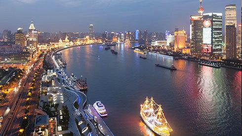 魔都上海 宜居城市的悠闲时光