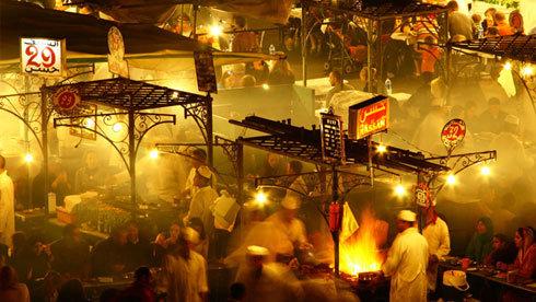 迷宫之城重庆之夜 无法拒绝的诱人美食
