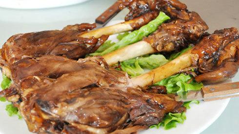 内蒙古旅游品种繁多的特色菜