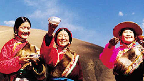 骑行西藏需要了解的藏族酒文化酒歌酒俗