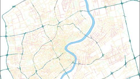 自行车爱好者用谷歌地图和数据研究最佳重庆时时彩开奖结果路线