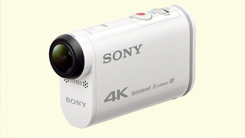 SONY推出4K超高清摄像机—FDR-X1000V