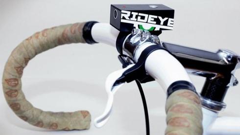 """高清 Rideye 单车黑盒 """"碰瓷党""""无所遁形"""