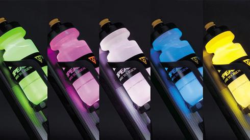 Topeak iGlowCage夜精灵水壶架——兼具安全与时尚的最佳选择