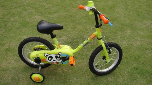 关于儿童自行车尺寸的选择