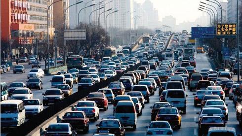 北京再战拥堵交通 新增万辆公共自行车