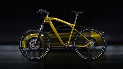 BMW Cruise M-Bike 宝马限量自行车