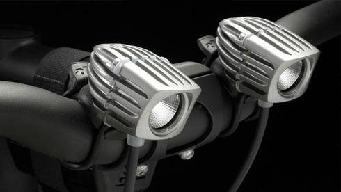 美国 NiteRider Minewt 700 顶级自行车双前灯