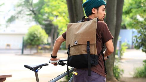ARCHIVE新款防水骑行背包