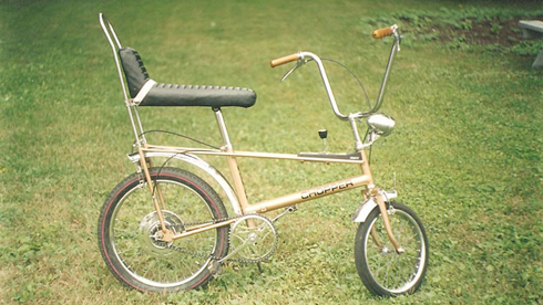 RALEIGH CHOPPER自行车