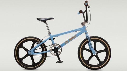 Classified Moto x P.K. Ripper BMX自行车