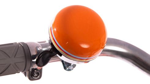 这些自行车铃铛让你想到了什么?