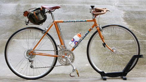 经典定制单车1969 HOLDSWORTH