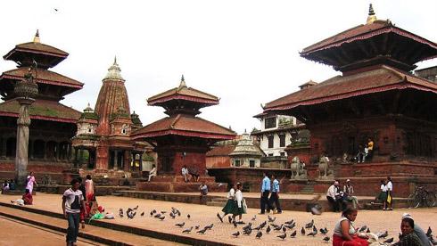 如果你去尼泊尔 将再也看不见这些古建筑