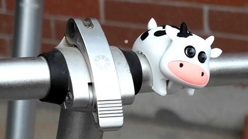 超卡哇伊!台湾ZOONIMAL动物自行车警示灯