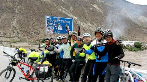 2014走进西藏的另类方式——我所理解的318