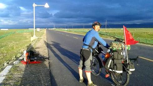 【游记】骑行者老刘2014年的69天 6000公里