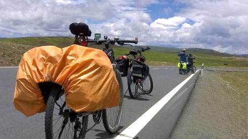 2女6男,8人7省—2015年川藏线骑行游记