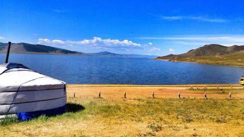 蒙古国bt365最新官方网站:草原上的单车秘境 山地车的天堂