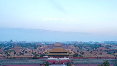骑车穿越北京中轴线,感受帝都的独特魅力