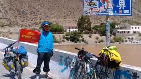 青春永不停息----骑行西藏日记连载