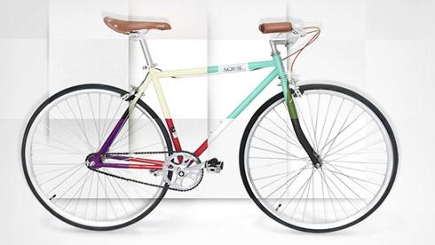 SOME贰拾壹 简约复古定义的城市自行车