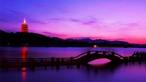 杭州最适合情侣一起骑行的的七条路